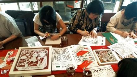 Cutteristic Workshop - Arjuna Cafe 05