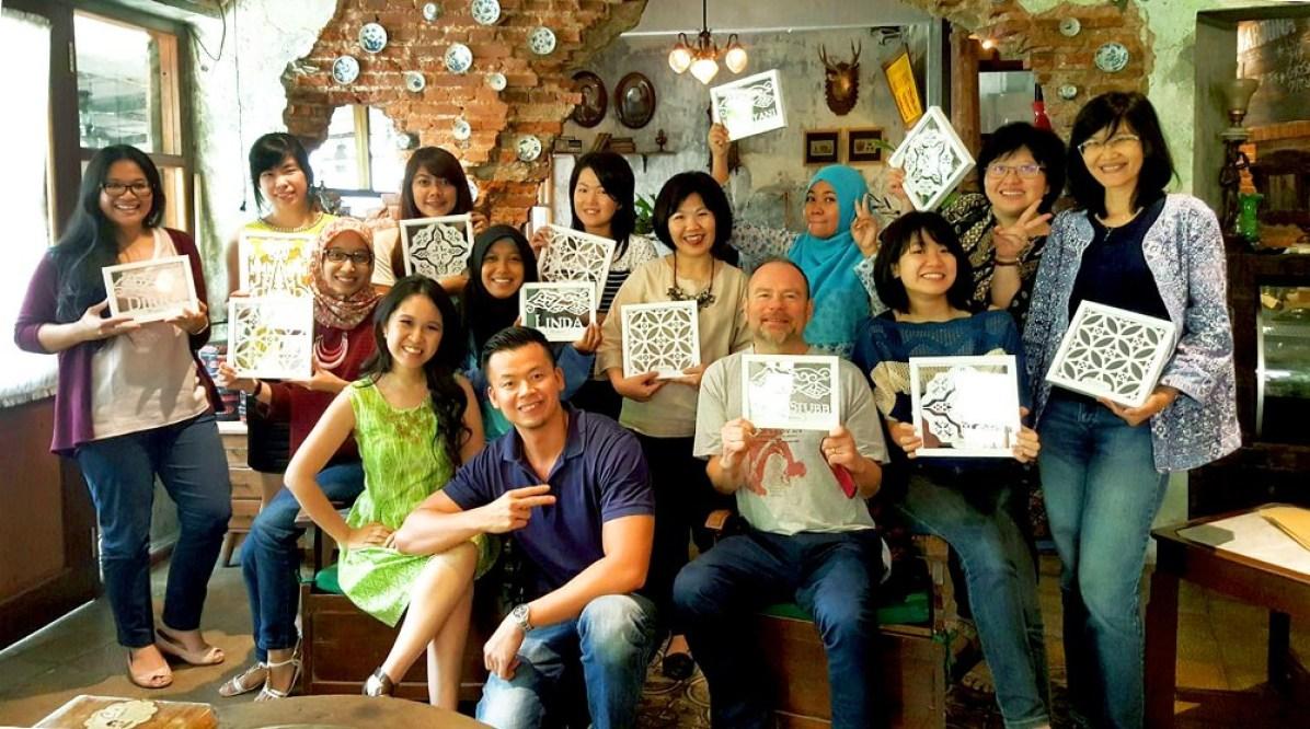 Cutteristic Workshop - Arjuna Cafe 07