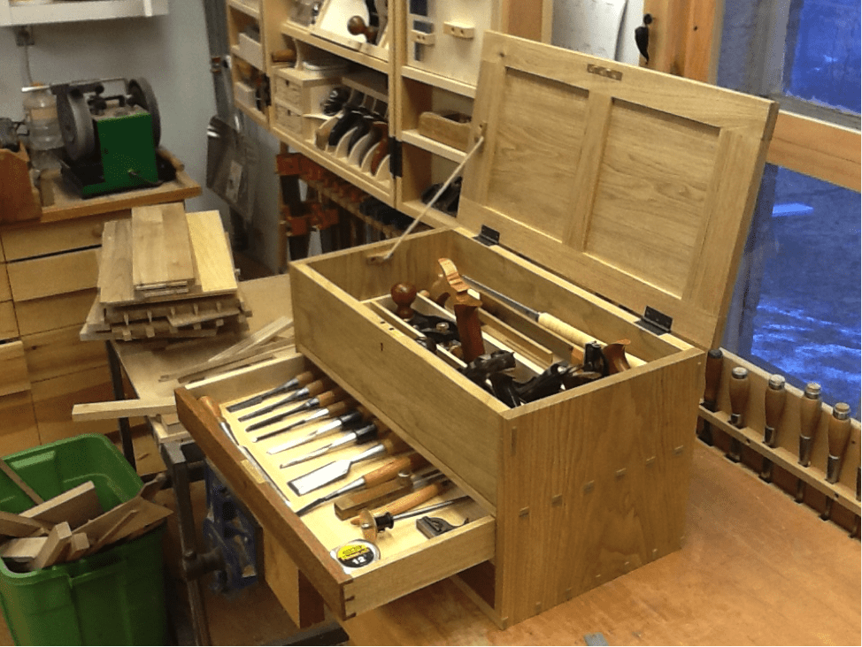 Homemade Wooden Tool Chest Plans Wooden Designs