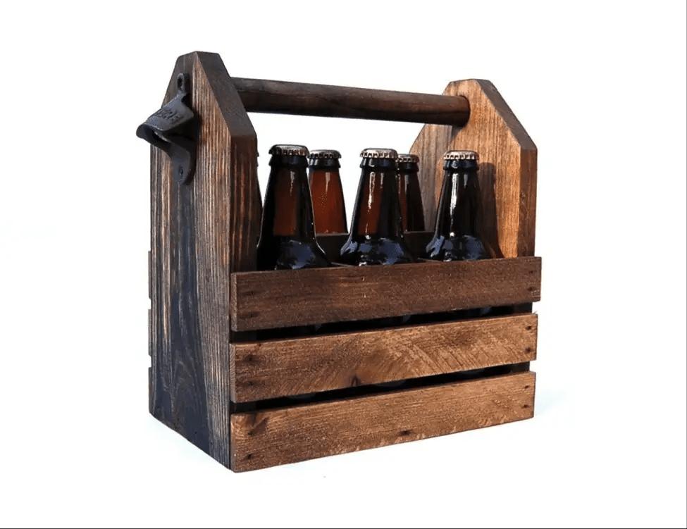 Wooden Beer Box Plans Wooden Designs
