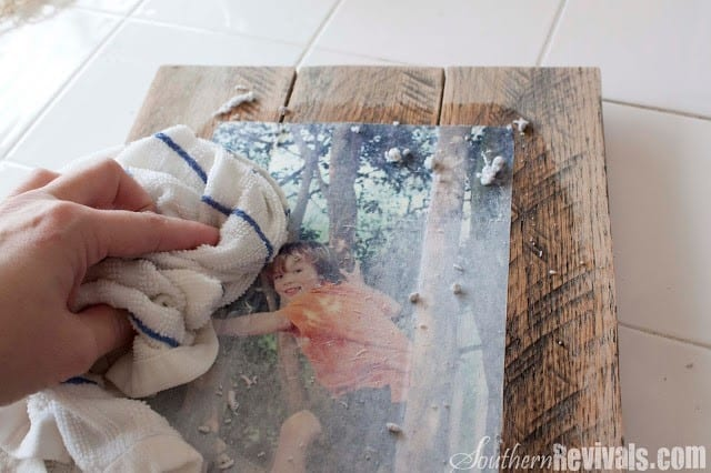 Mod Podge Zelf Maken How To Transfer Pictures To Wood – Cut The Wood