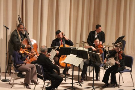 The string sextet CutTime Simfonica makes classical music matter.