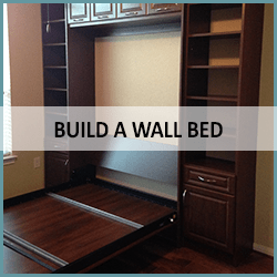 Custom Wall Bed Design