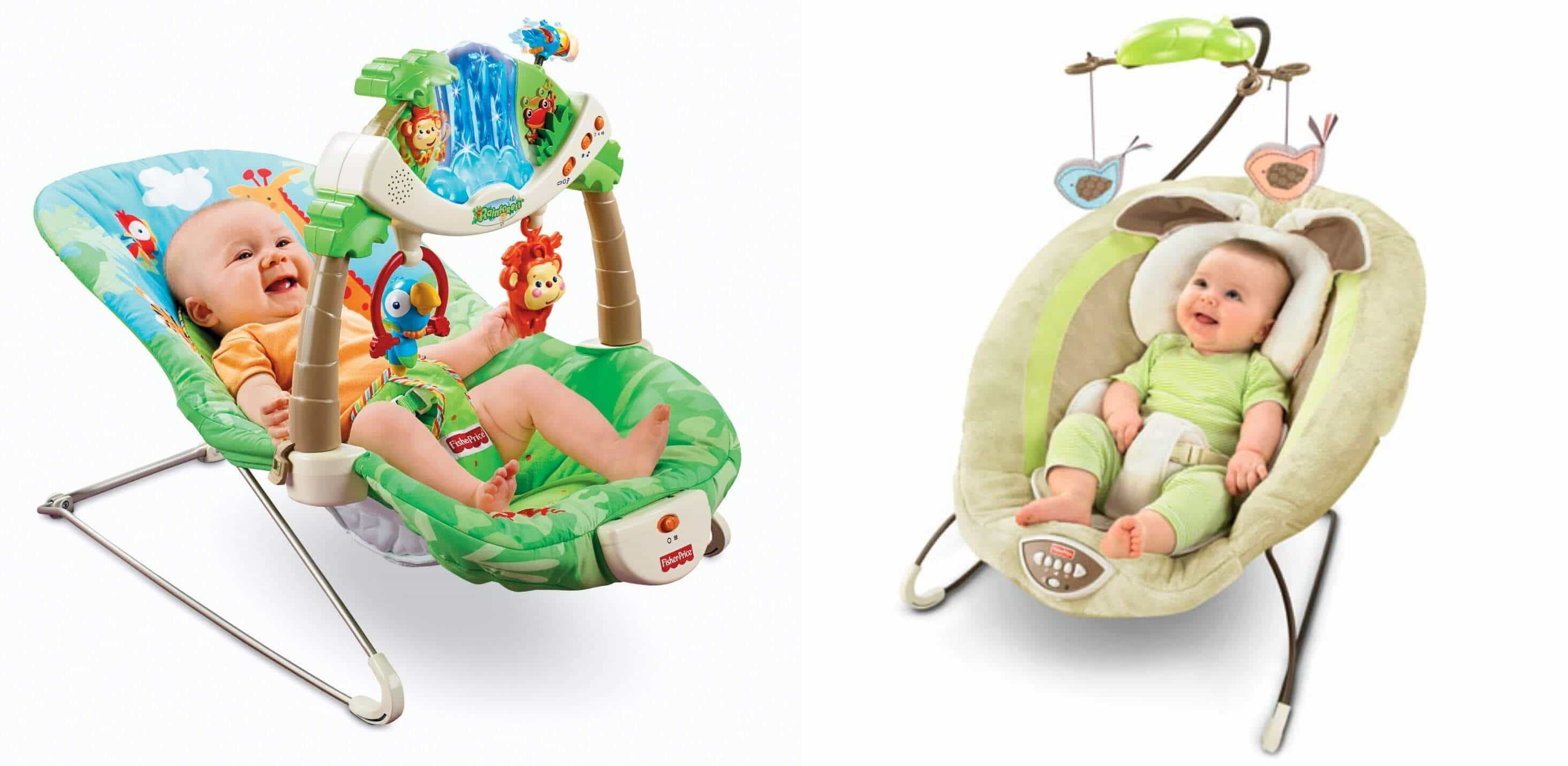 Bouncer Baby Best Baby Bouncers For Newborns Review
