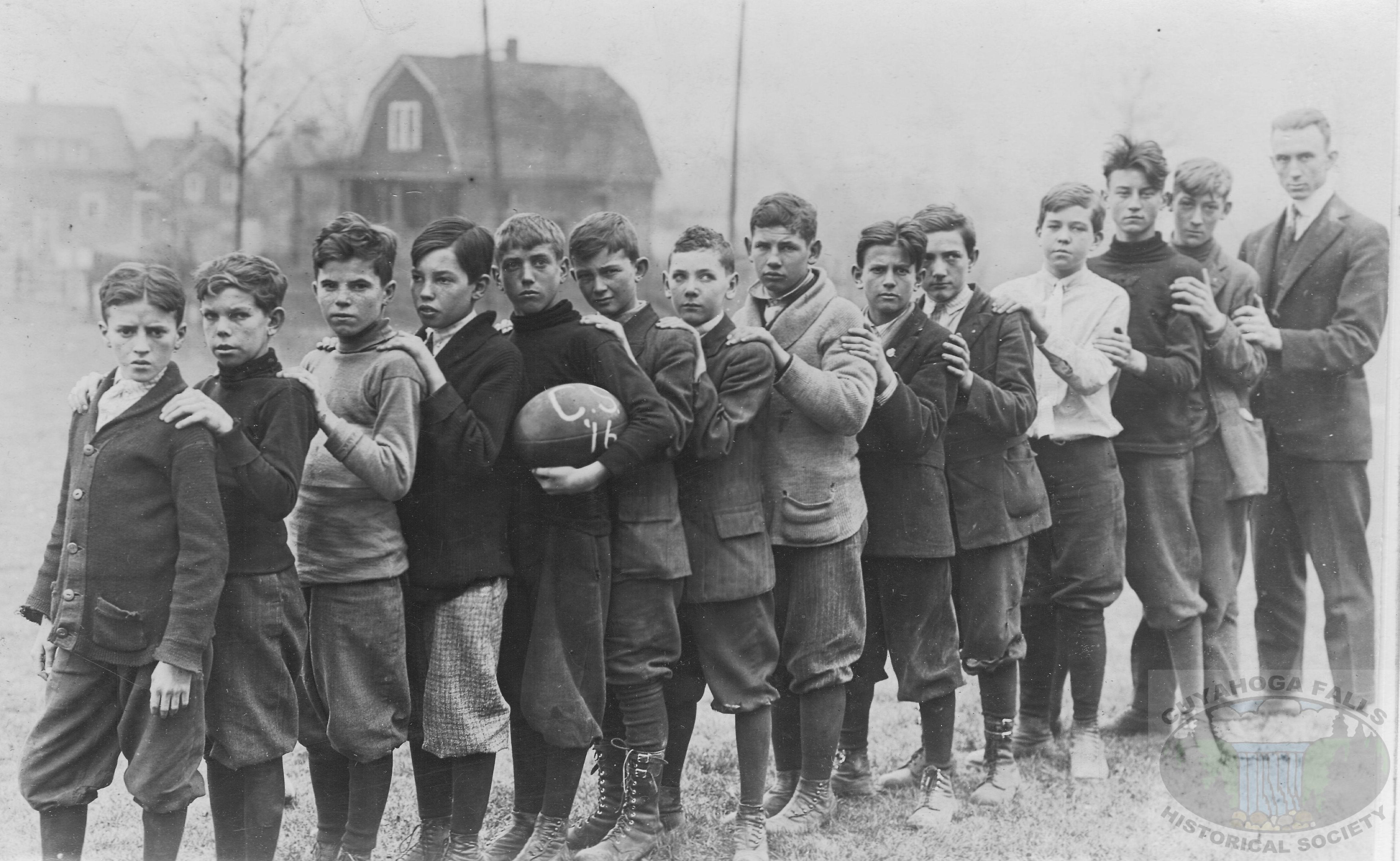 Falls Football Beginnings