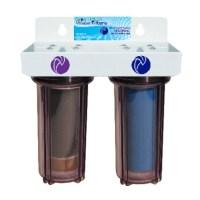 Inline Garden Hose Hard Water Filter