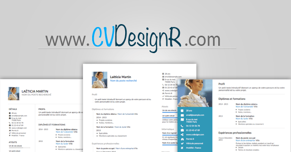 blog cv en ligne
