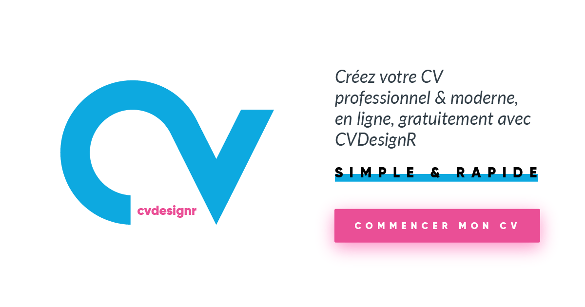 outil creation cv