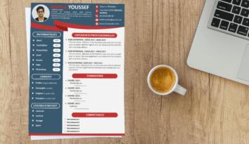 enregistrer en pdf un cv word