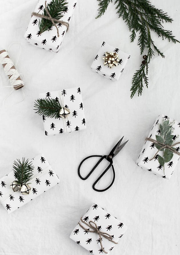 10 Free Printable Gift Wrap Downloads - The Crafted Life