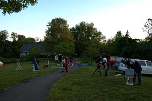 Ivy Creek Star Party