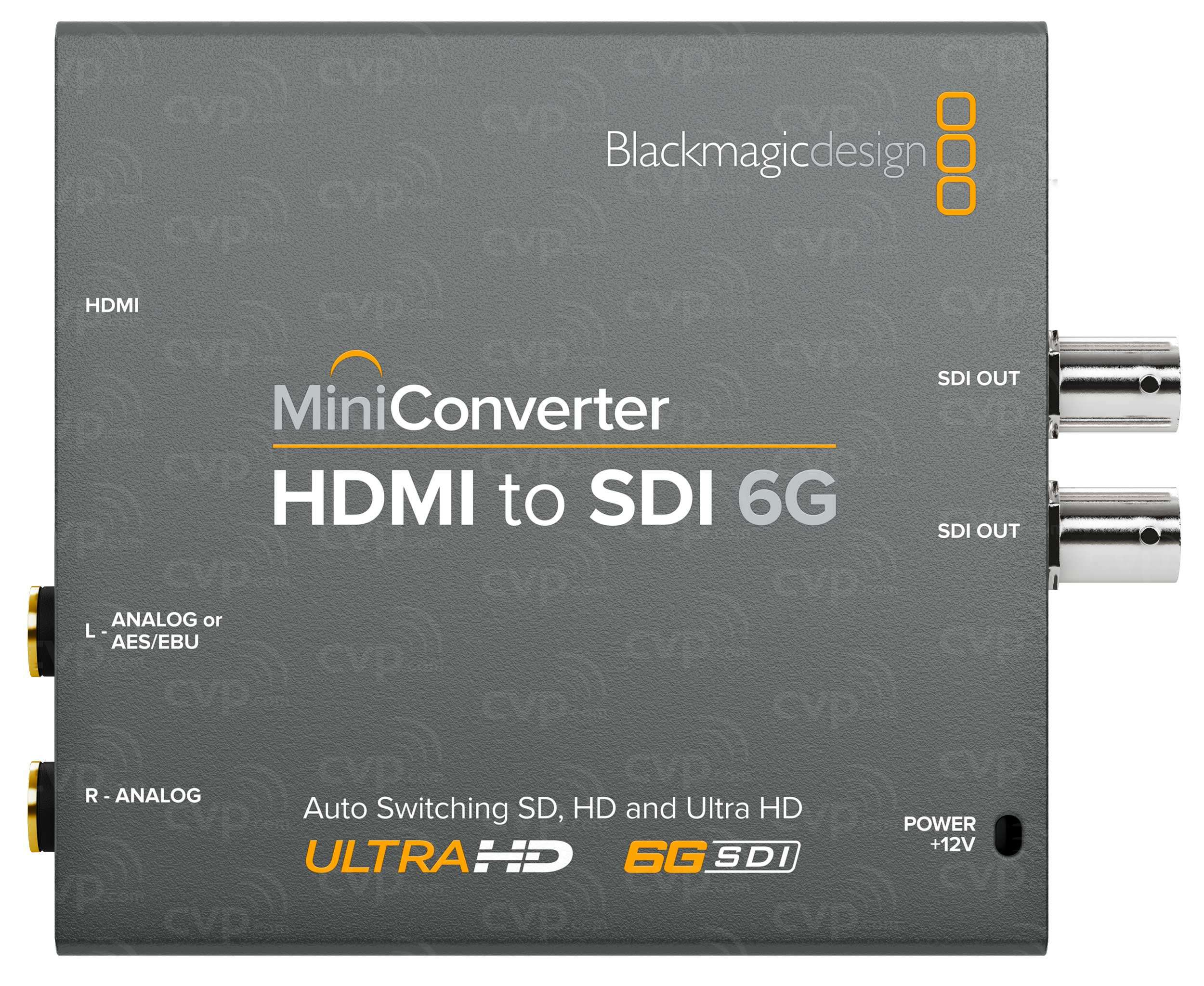 Buy Hdmi Blackmagic Mini Converter Hdmi To Sdi