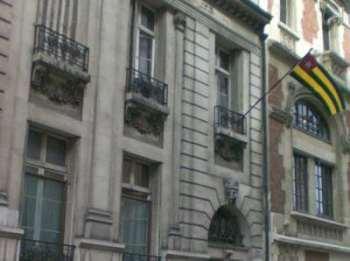 Ambassade du Togo a Paris