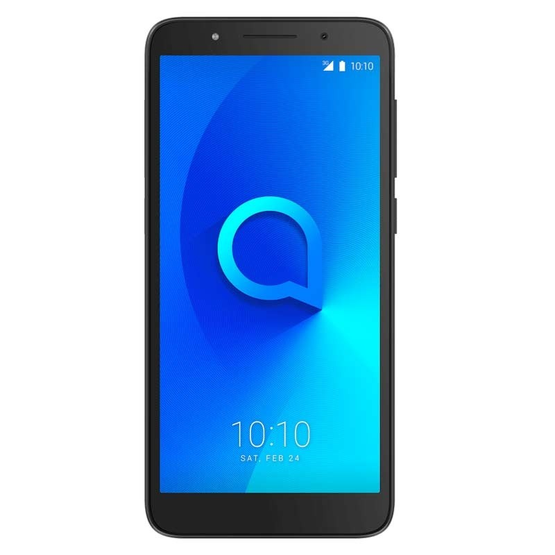 Black Friday Aktionen Alcatel 1c Dual-sim Smartphone Metallic Black