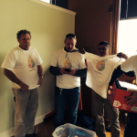 CWA 4034 Members Participate In United Way Day Of Caring