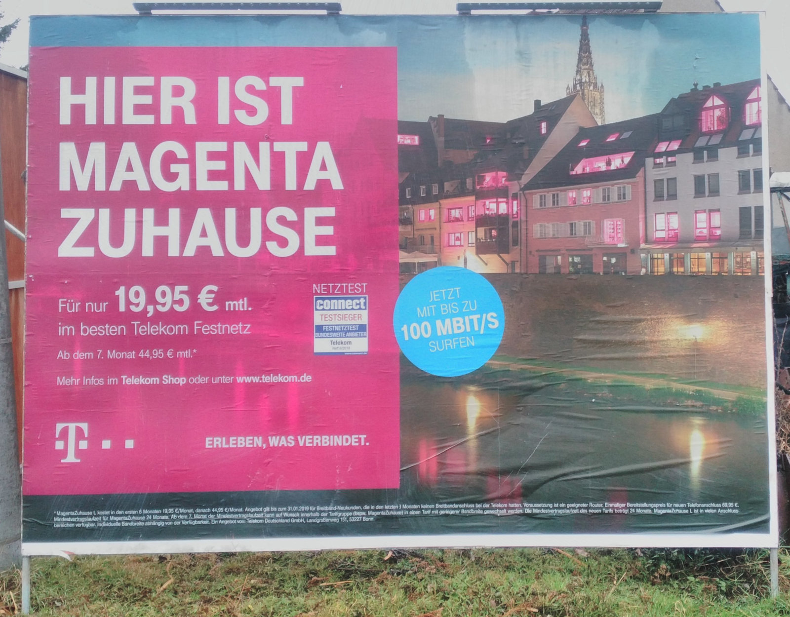 Telekom Zuhause M Telekom Vs Deutsche Glasfaser In Trebsen