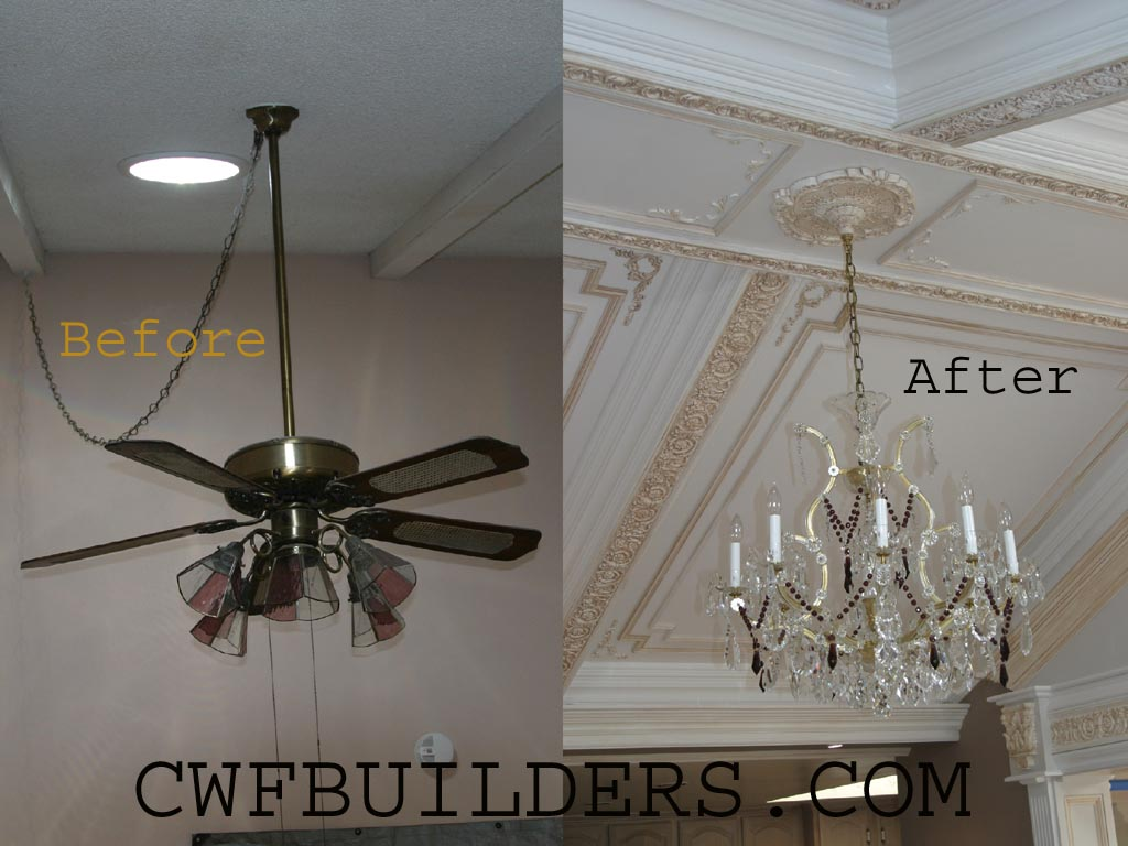 Victorian Ceilings Ideas Construction Santa Clarita Christopher French Contractor