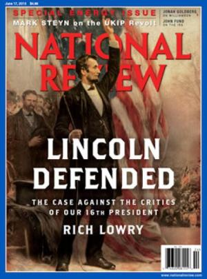 National Review Lincoln