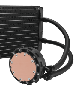 Extreme CPU cooling performance for 280mm radiator mounts
