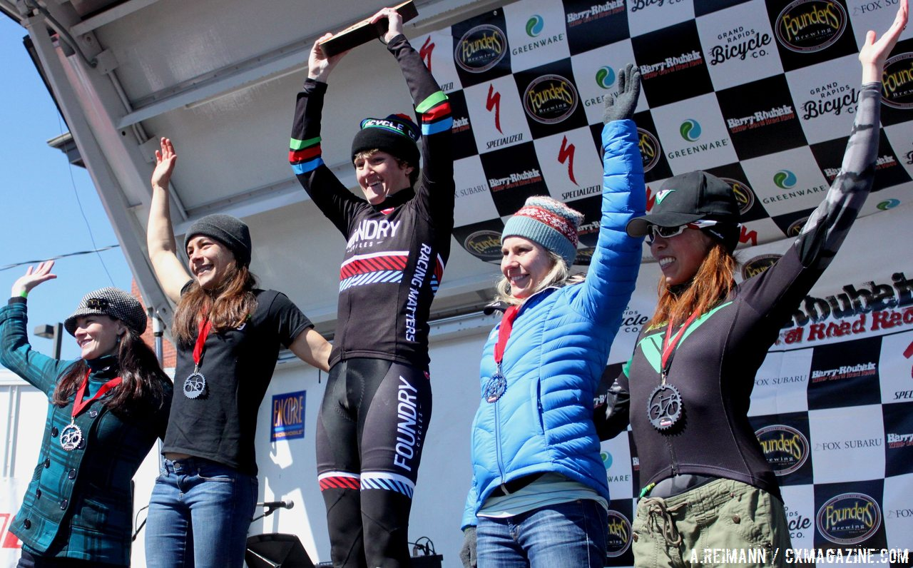 Point P Roubaix 2015 Barry Roubaix Gravel Race Full Results