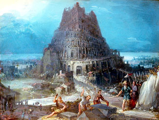 Economist's tower of Babel