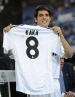 Kaka Real Madrid Player