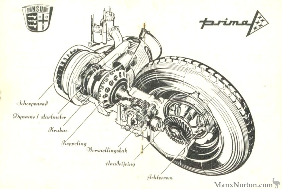 scooter engine diagram