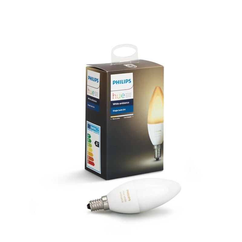 E14 Led Kaltweiß Philips Hue White Ambiance E14 Led Kerze Warmweiß