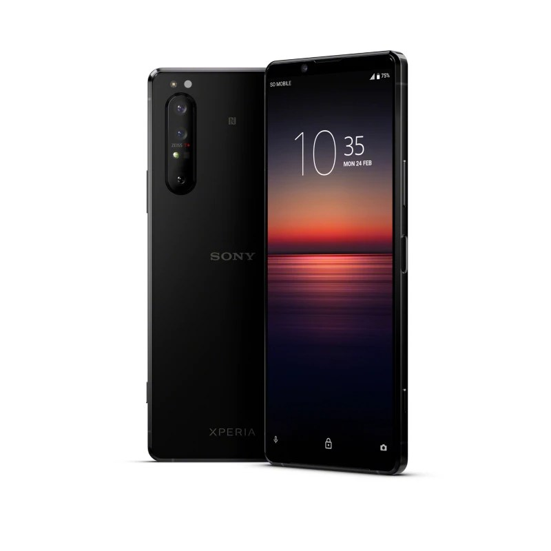 Sony Xperia 1 Ll Black 5g Android 10 Smartphone 256gb Triple Kamera Cyberport