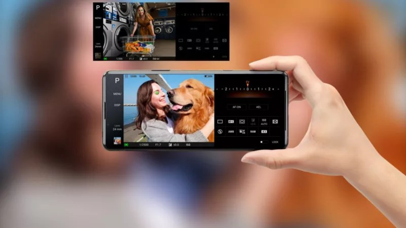 Sony Xperia 5 Ii Smartphone Blue 5g Dual Sim Android 10 Cyberport