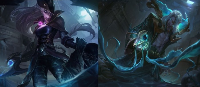 Lol Wallpapers Hd 1980x1080 New League Of Legends Skins Released Dark Waters Diana
