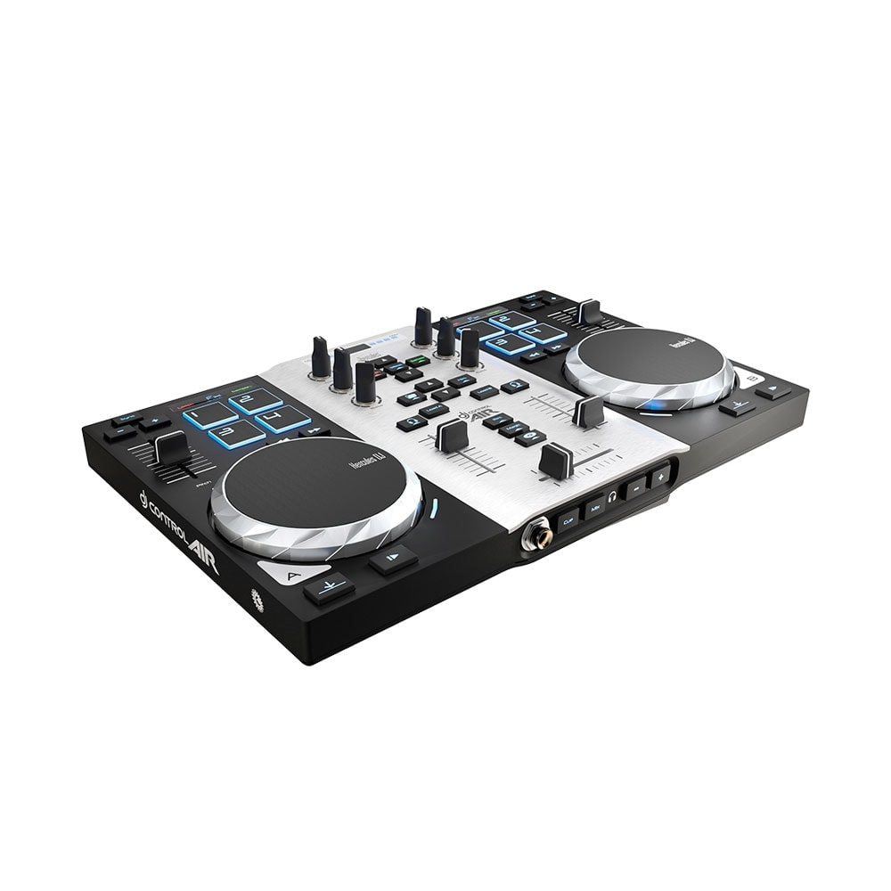 Table De Mixage Video Djcontrol Air S Series Party Pack