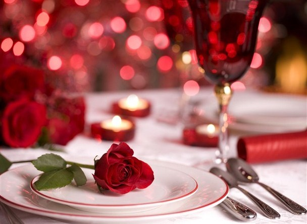 Valentine's Evening on 13th February