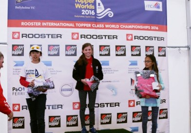 From Dinghy Week to World Champion for Cat Albone