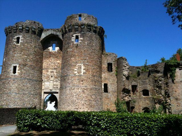 Chateau de châteaubriant