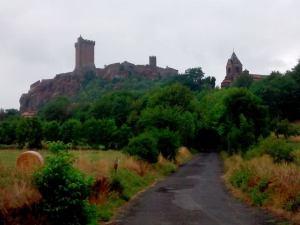 Le château de Polignac.