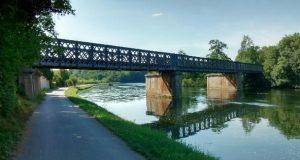 Viaduc de la ligne de Laroche-Migennes à Cosne-sur-Loire