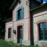 Ancienne gare de Caignac-Berrien