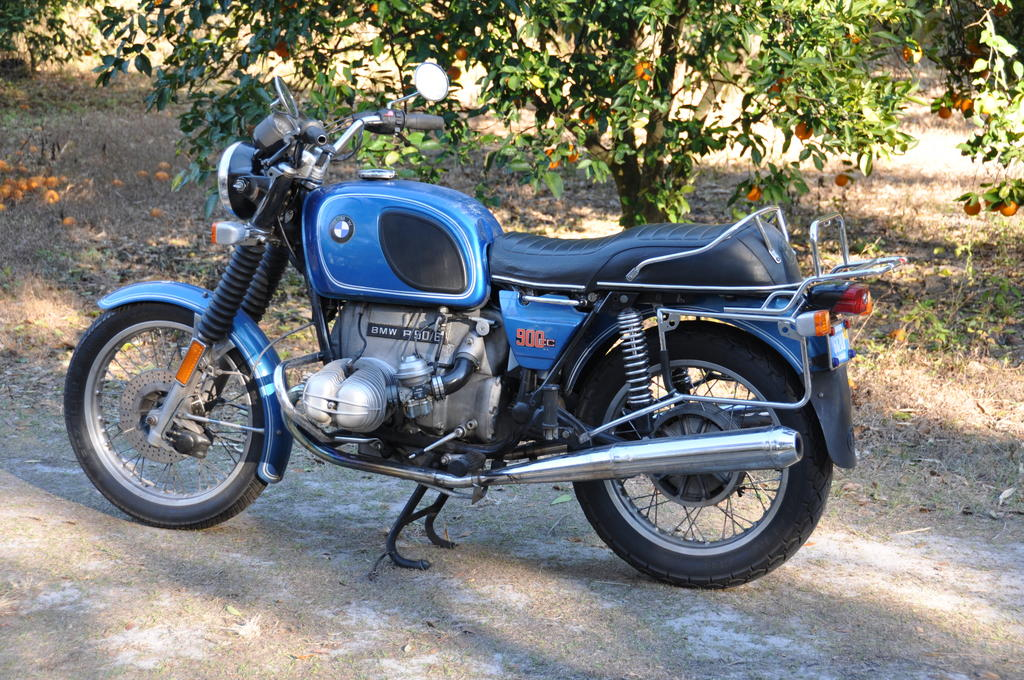 BMW r90 /6 casual resoration and ride Page 4 Adventure Rider