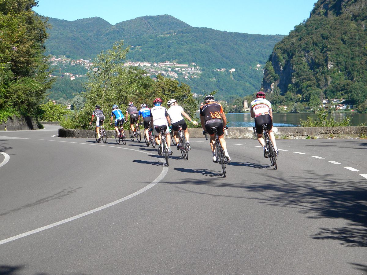 Bad 24 Italian Lake District 2019 | Road Cycling Lombardy North