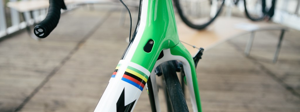 Sven Nys' new Trek Boone cyclocross bike – updated