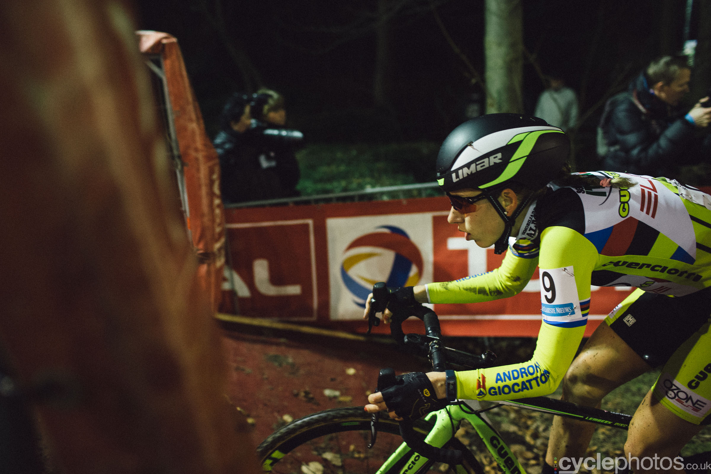Cyclocross Superprestige #6 - Diegem, BEL