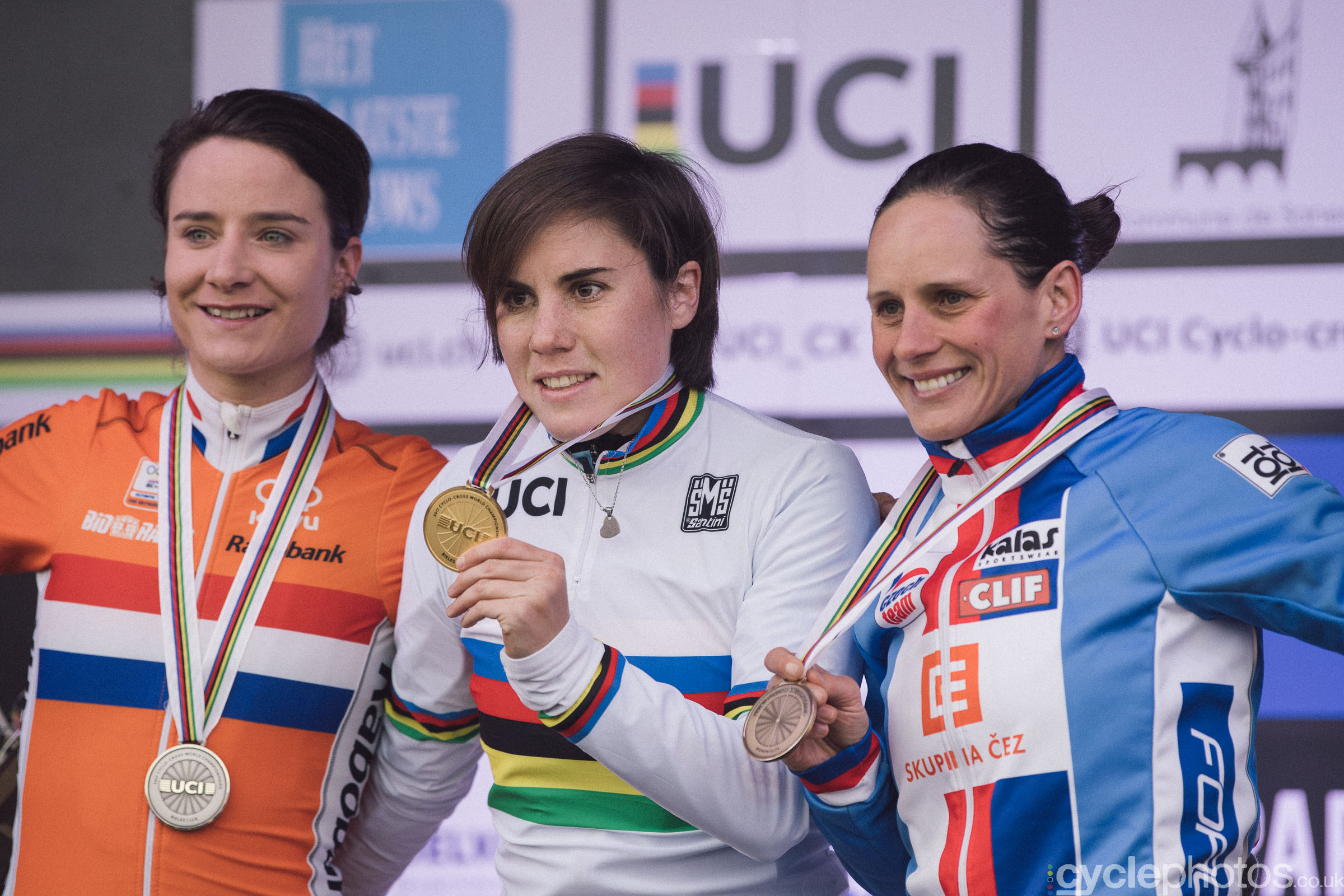 Women's Race UCI 2017 Cyclocross World Championships january 2017, Bieles/Luxemburg