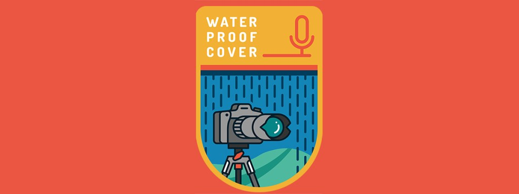 Waterproof Cover – the cycling photography podcast