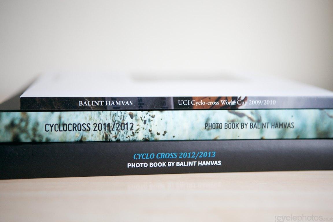 Cyclocross books