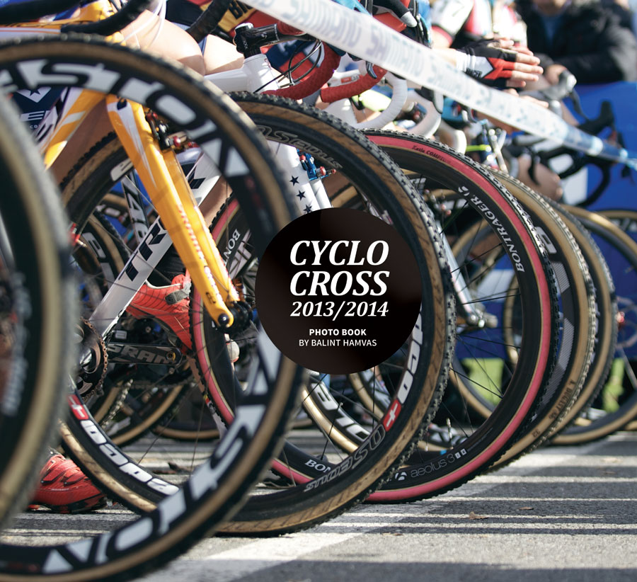 If you haven�t seen it yet, check out my coffee table album about the 2013/2014 cyclocross season. It is an exclusive chronicle of the 13/14 season on 240 high-quality, colourful pages.