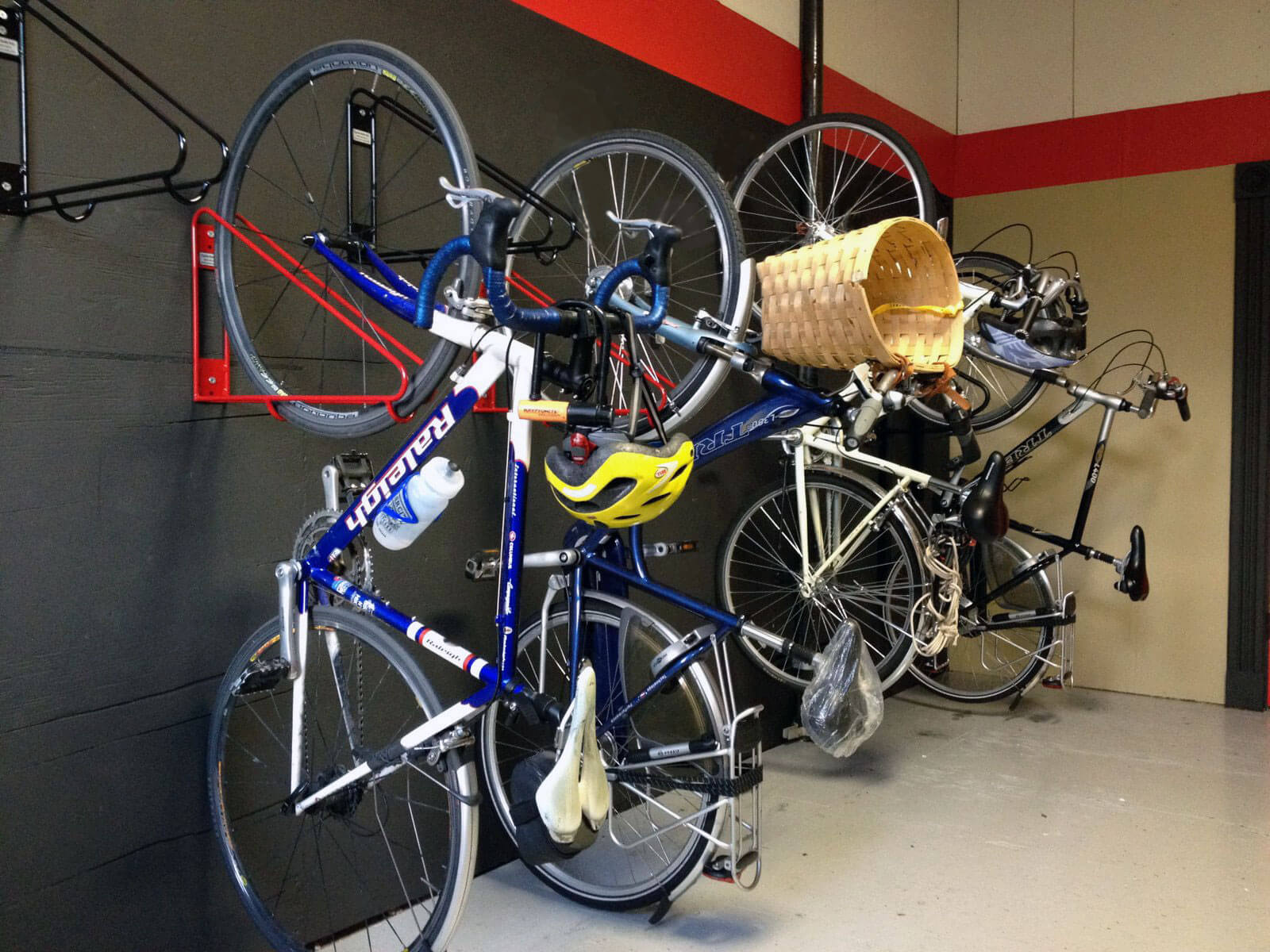 Bike Wall Rack Cyclesafe