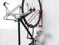 Vertical Bike Rack Wall Mount - Bicycling and the Best ...
