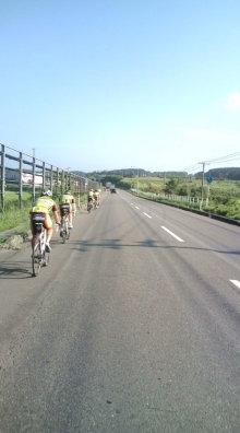 陸奥湾一周サイクリング