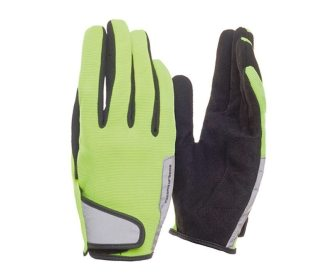 The Toucan Urbano Gighen Summer Gloves will get you seen on your commute